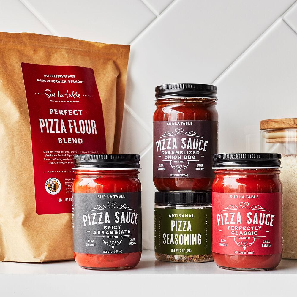 URBAN ACCENTS CARAMELIZED ONION BBQ PIZZA SAUCE, 12 OZ. $8.95