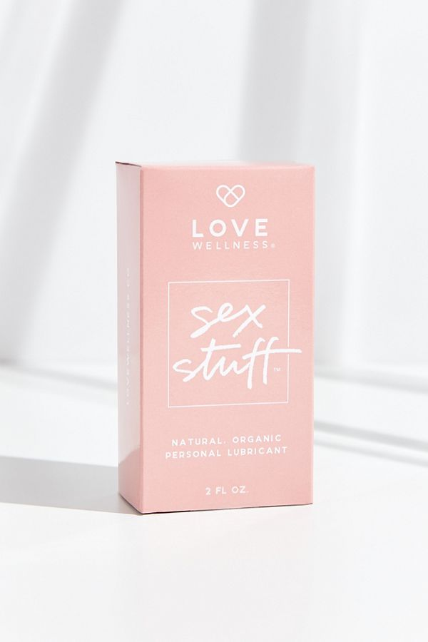 Love Wellness Sex Stuff Personal Lubricant $20.00