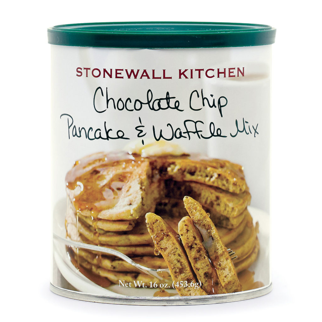 Chocolate Chip Pancake & Waffle Mix $9.95