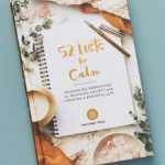 52 Lists for Calm Journal $16.95