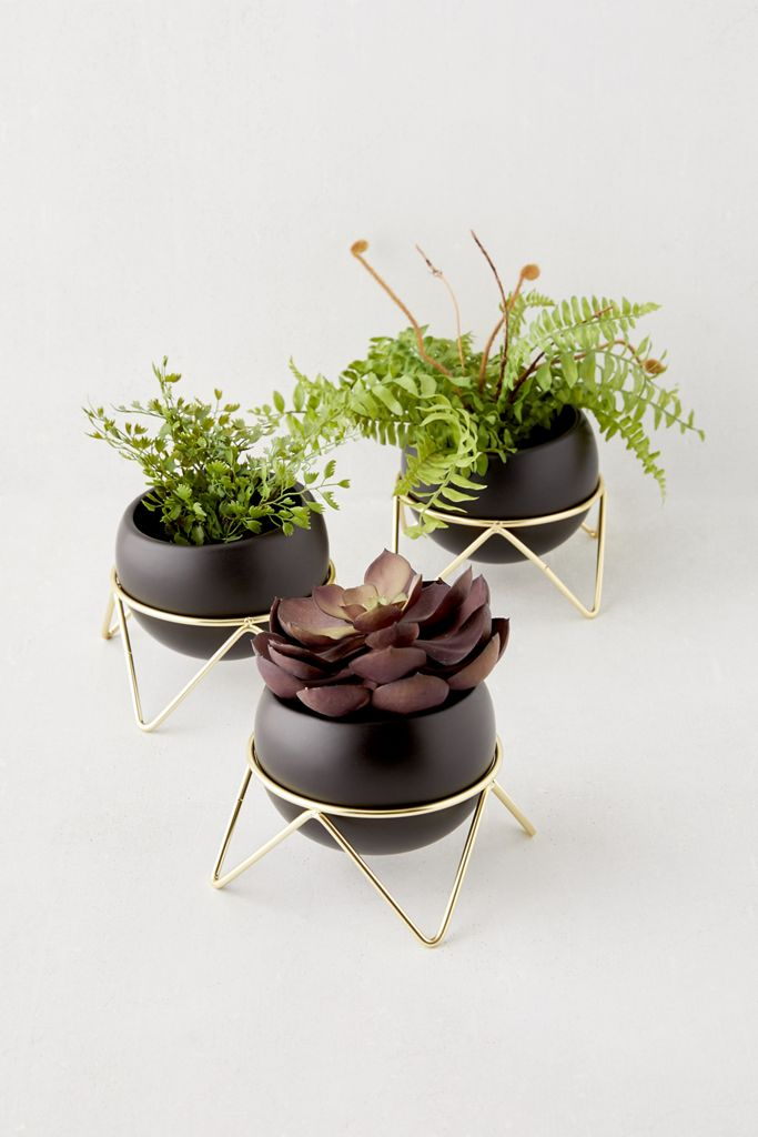 Potsy Planter - Set Of 3 $40.00