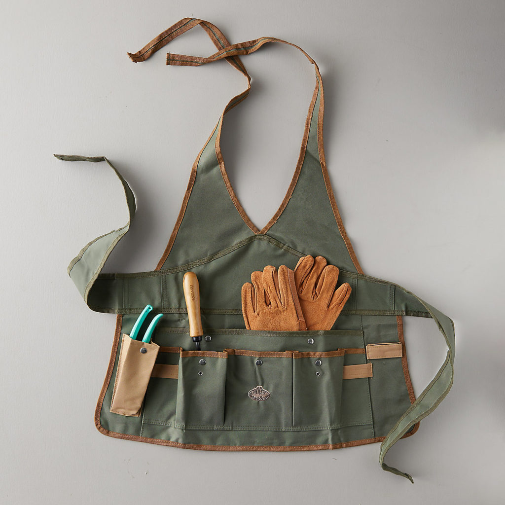 Canvas Garden Apron $36.00