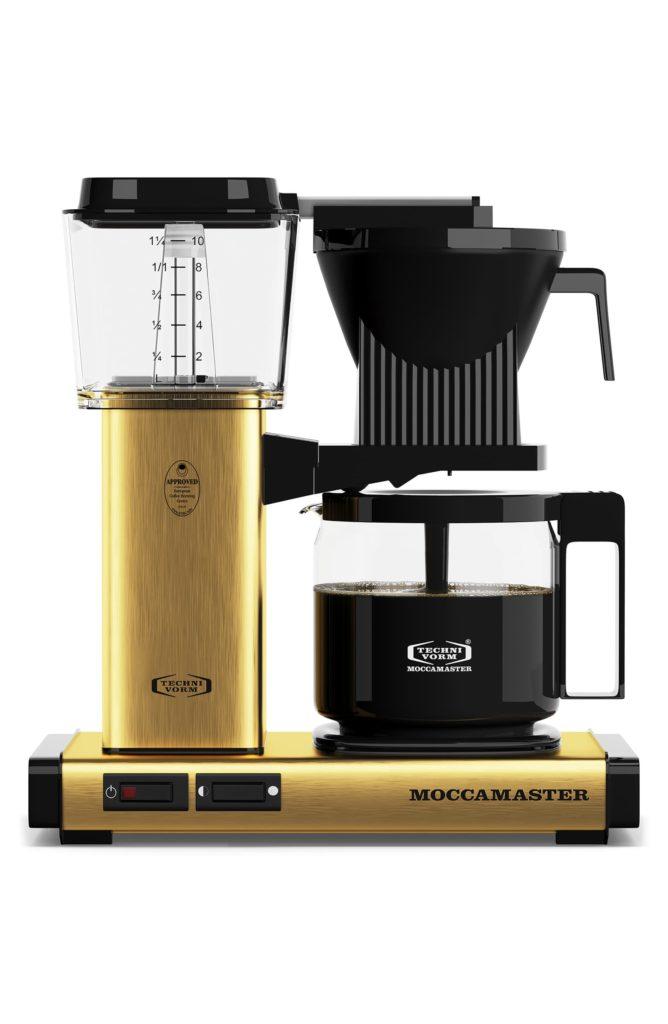 KBG Coffee Brewer MOCCAMASTER $349.00