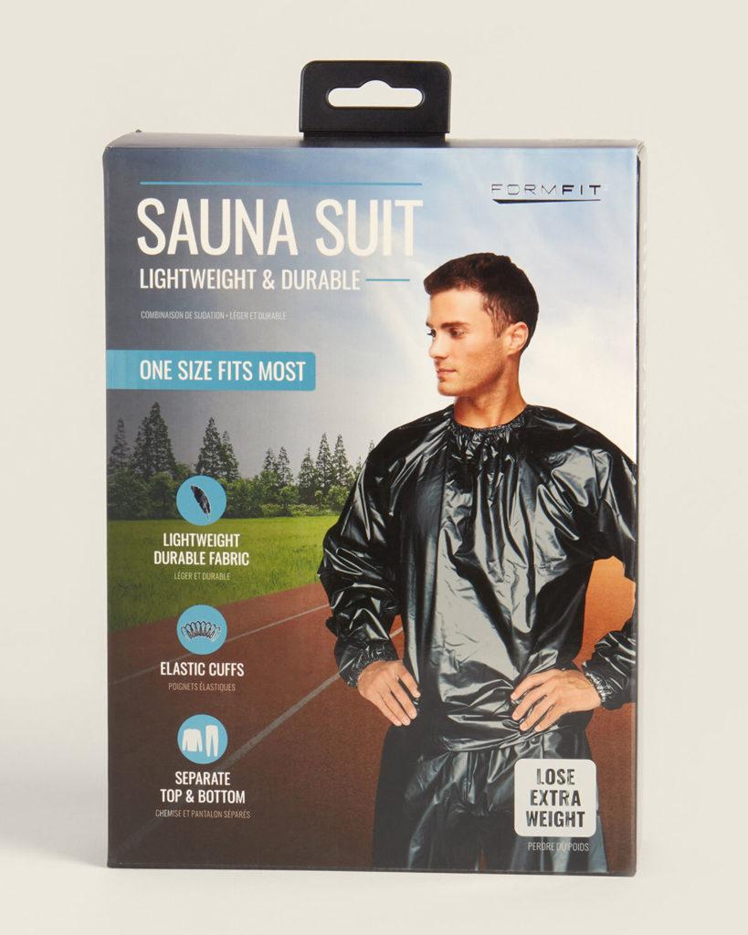IWORLD Sauna Suit $8.99