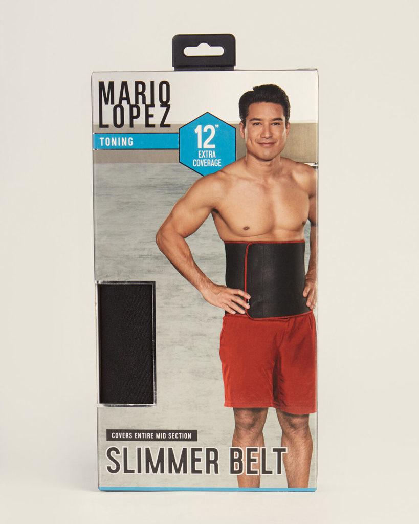 IWORLD Mario Lopez Slimmer Belt $7.99