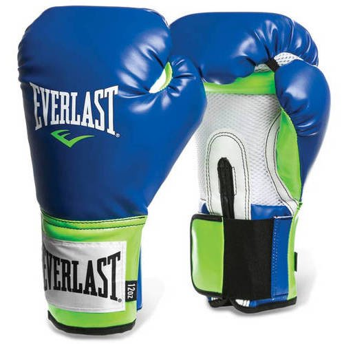 Everlast Pro Style Boxing Gloves, 16oz, Red $39.97