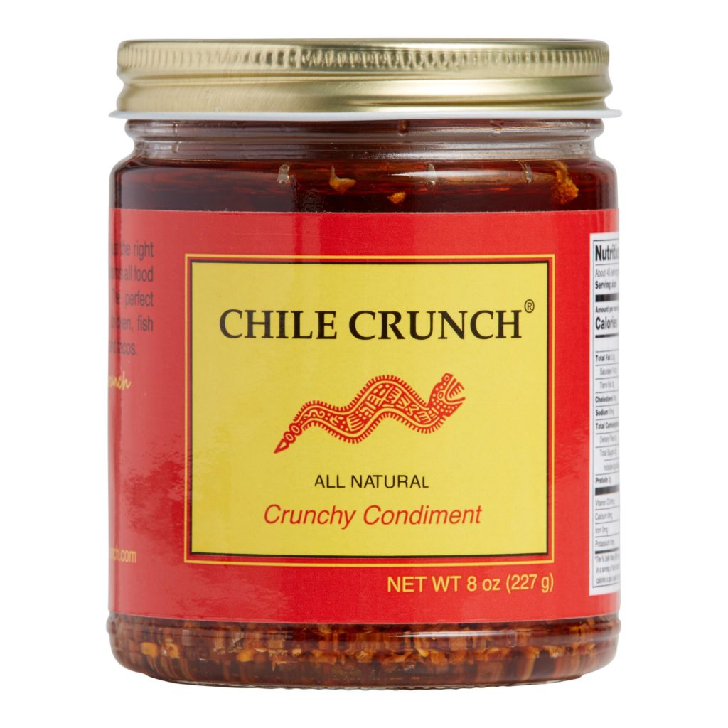 Chile Crunch Crunchy Condiment $10.99