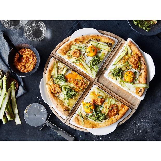 Villeroy & Boch Pizza Passion 5-Piece Pizza Set $113