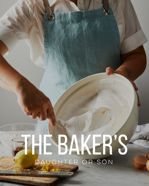 WHO SAID ONLY BAKER