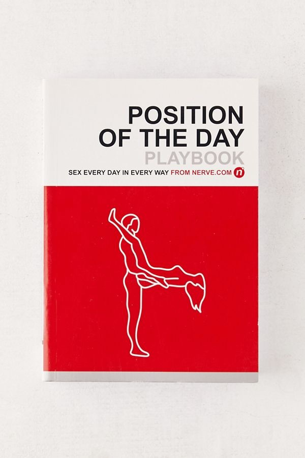 Position of the Day Playbook By Nerve.com $12.95