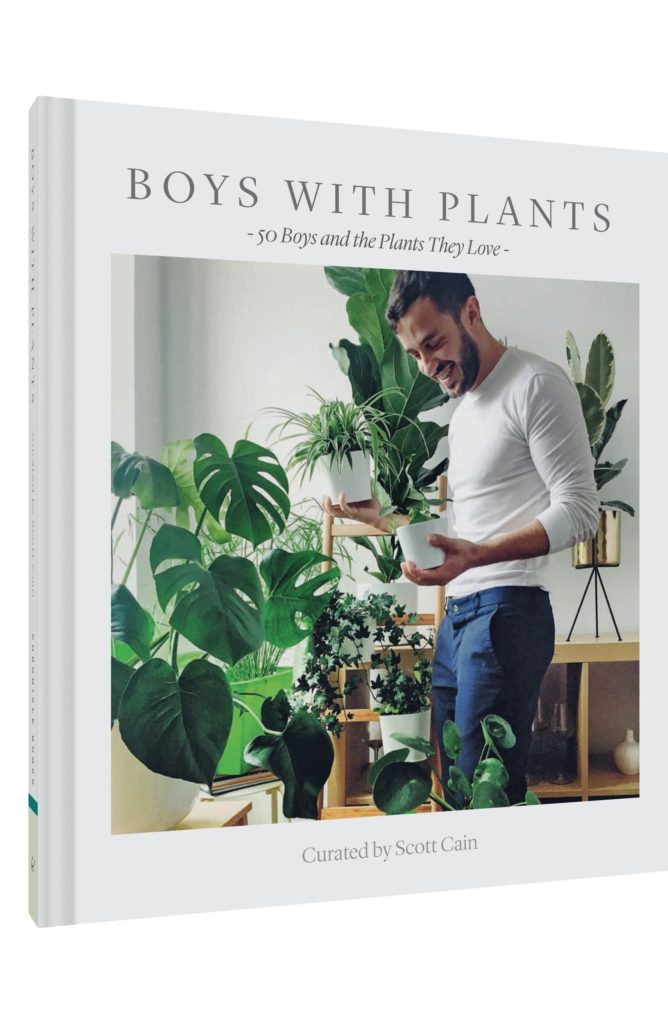 'Boys with Plants' Book CHRONICLE BOOKS $14.95