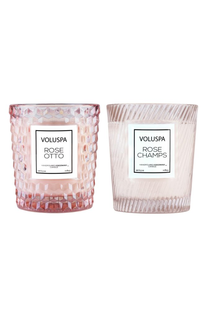 Classic Candle Duo VOLUSPA $29.50