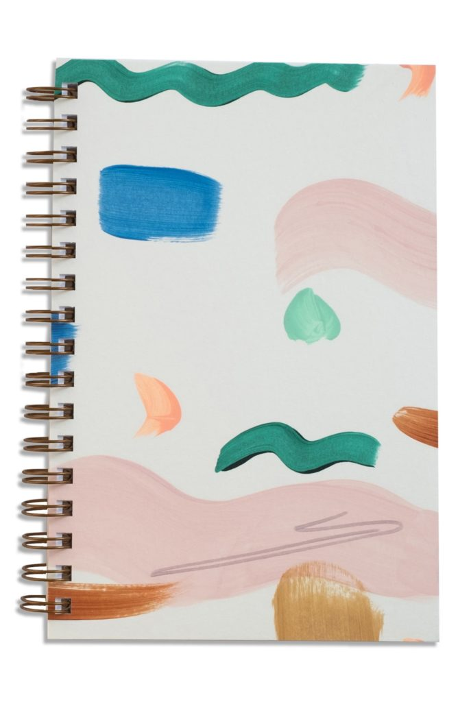 Hand Painted Notebook MOGLEA $23.50