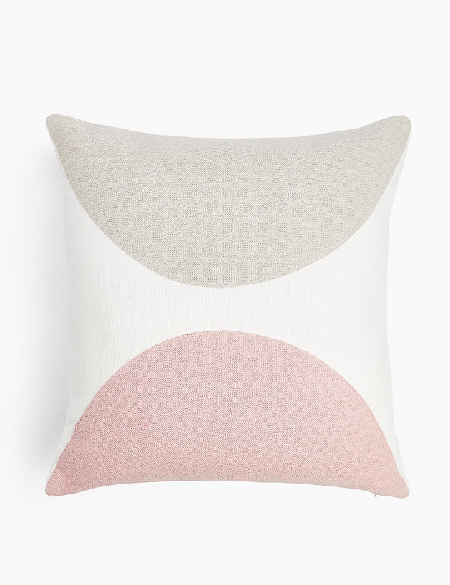 Crescent Design Cushion $22.00