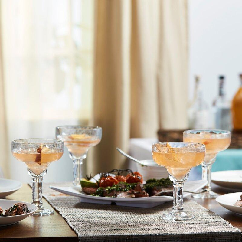 Yucatan 14 oz. Margarita Glass $28.00