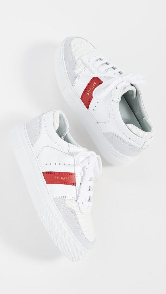 Axel Arigato Platform Detailed Sneakers $245.00