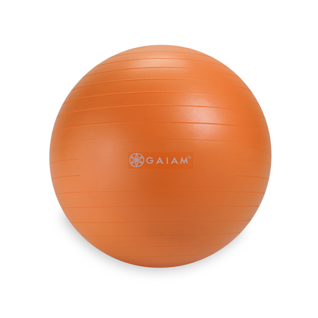 Gaiam Kids Balance Ball Red $12.15