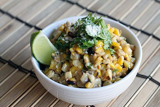 Mexican Creamed Corn by: DAX PHILLIPS