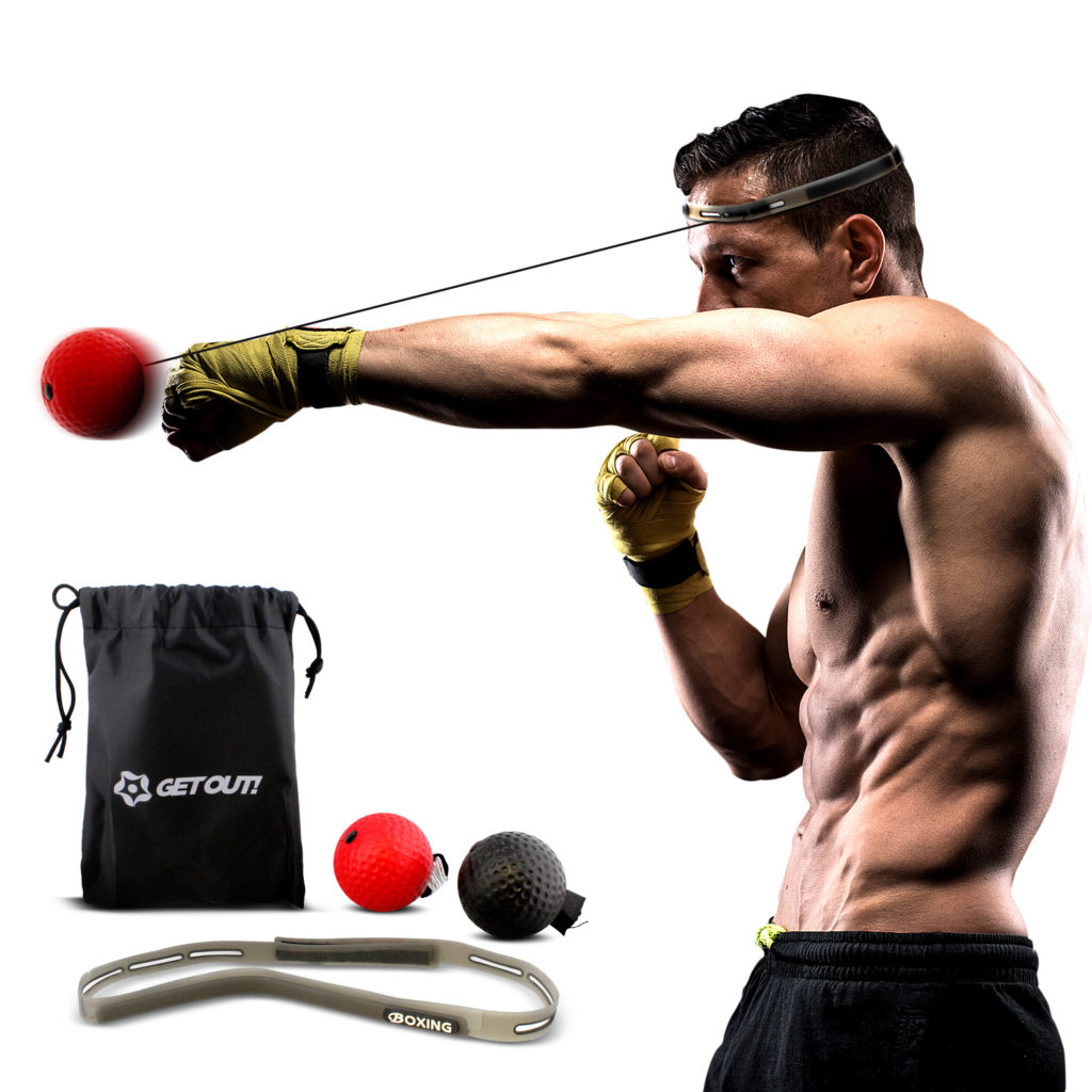 Boxing Reflex Ball Set ? Reaction
