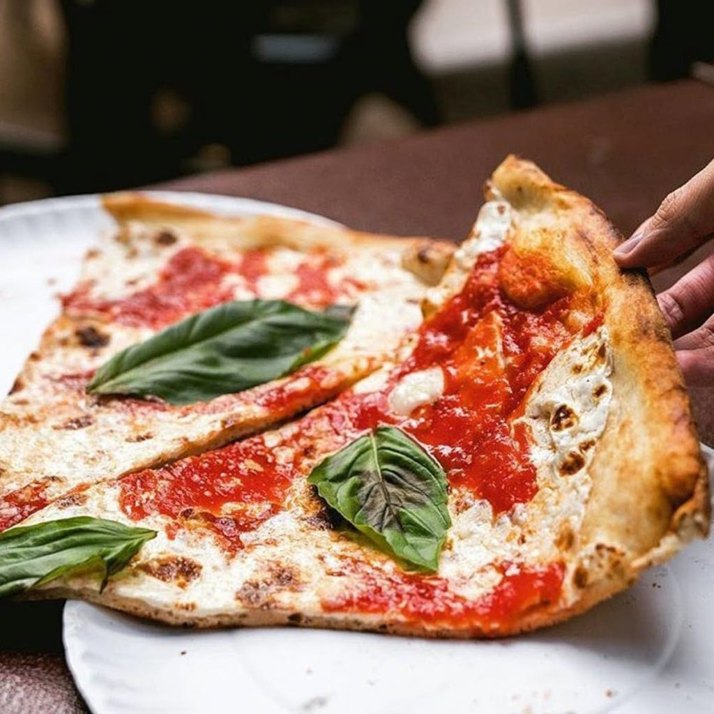 Coal Oven Margherita Pizza - 4 Pies From Table 87 Pizza $79.00