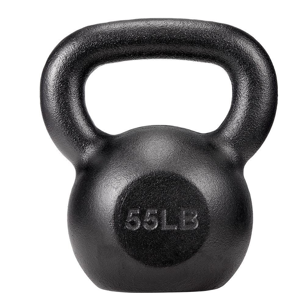 Kettlebell Weights Cast Iron Kettlebell Set Black $59.95