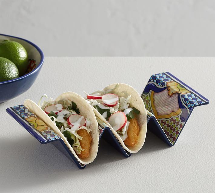 Del Sol Melamine Taco Holder $12.50