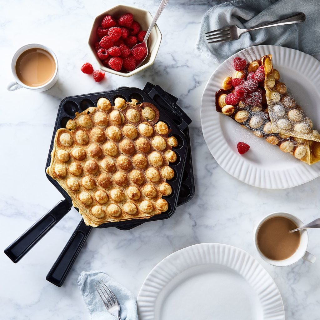 Nordic Ware Hong Kong Egg Waffle Puff Pan $60