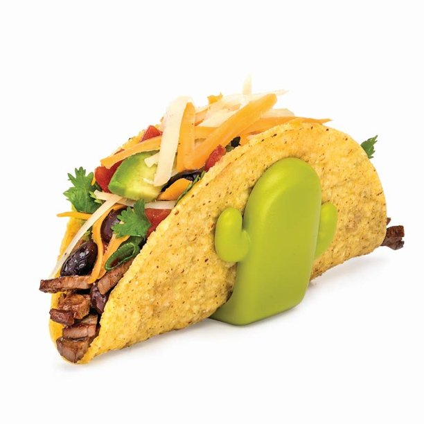 Joie Cactus-Shaped Easy-Filling Taco Shell Holder Stands - 4 pack $7.95