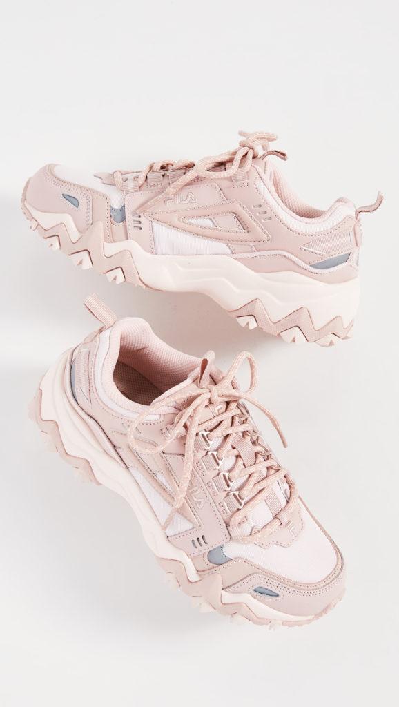 Fila Oakmont TR Sneakers $75.00
