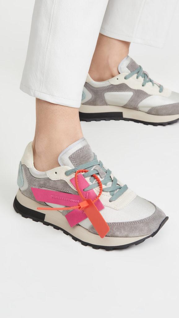 Off-White HG Runner Sneakers $638.00