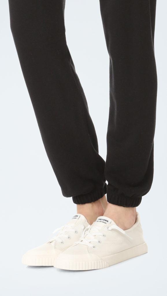 Tretorn Meg Denim Sneakers $65.00