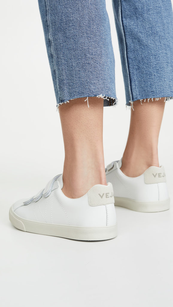 Veja 3-Lock Sneakers  $130.00