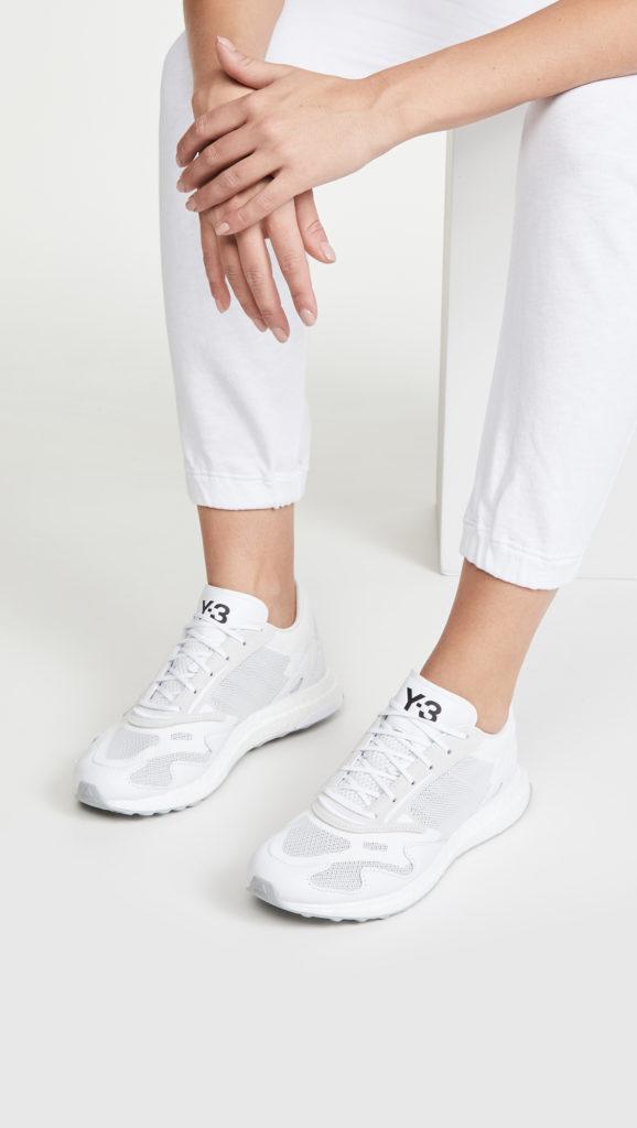Y-3 Y-3 Rhisu Run Sneakers $330.00