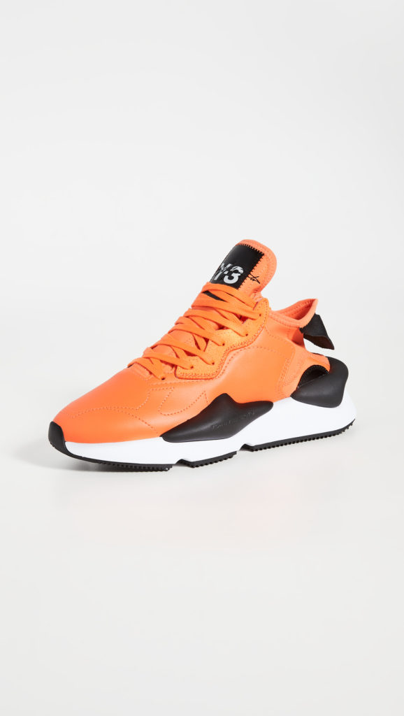 Y-3 Kaiwa Sneakers $400.00