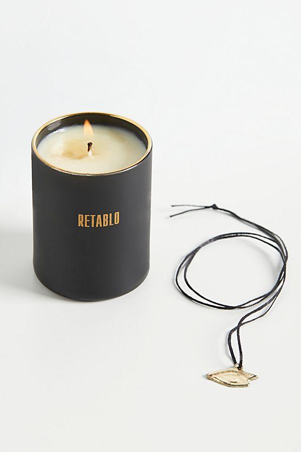 Retablo Candles $28.00