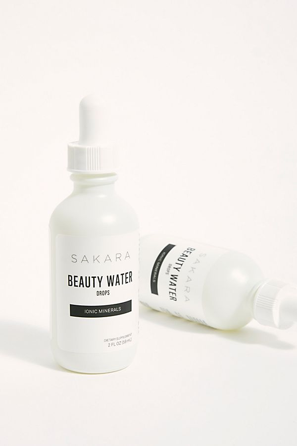 Sakara Life Beauty Water Drops $39.00https://fave.co/2KU9Ph2