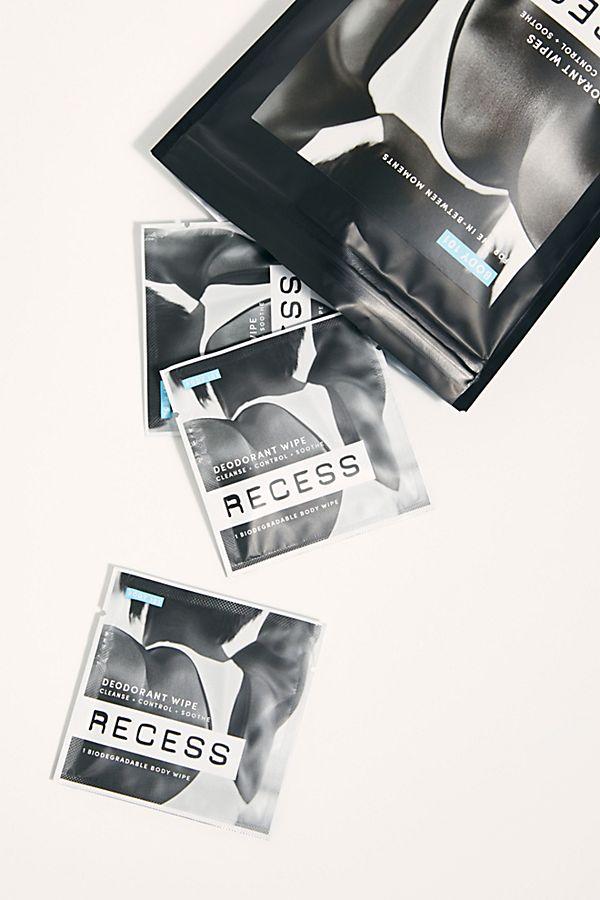 RECESS Deodorant Wipes $26.00