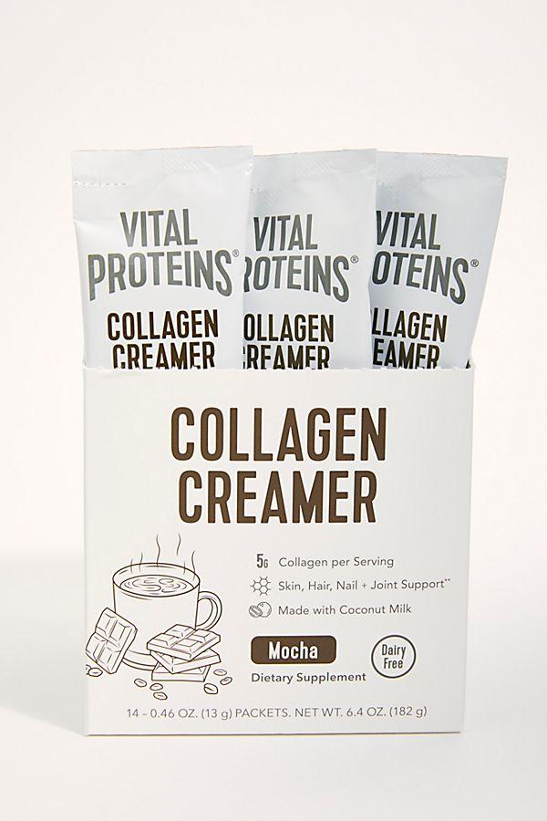 Vital Proteins Collagen Creamer $25.00