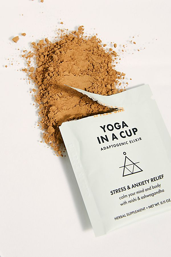 WYLDE ONE Yoga In A Cup $35.00