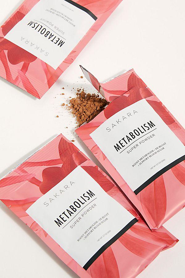Sakara Life Metabolism Super Powder $45.00