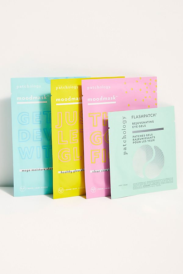 Patchology All The Feels Masks Kit $15.00