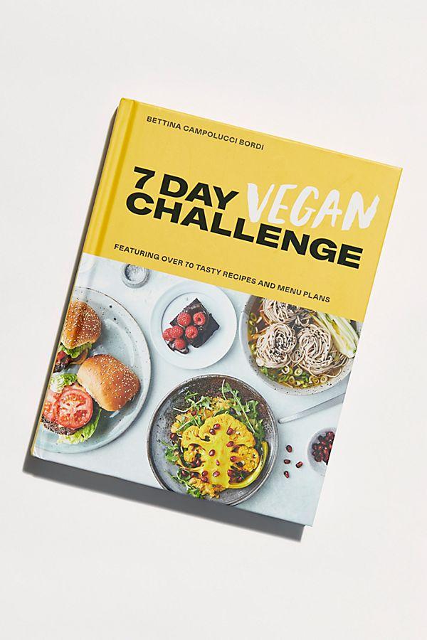 7 Day Vegan Challenge $20.99