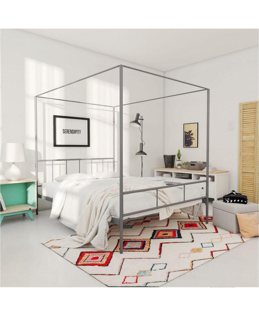Novogratz Marion Canopy Bed - Full $279.00