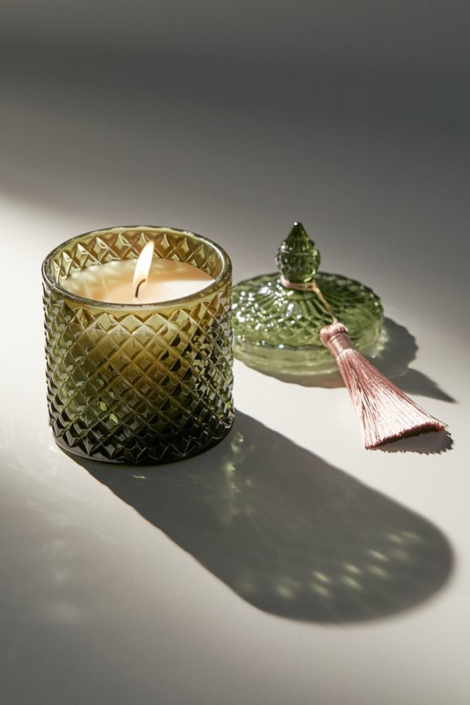 Chloe Glass 7.4 oz Candle $18.00