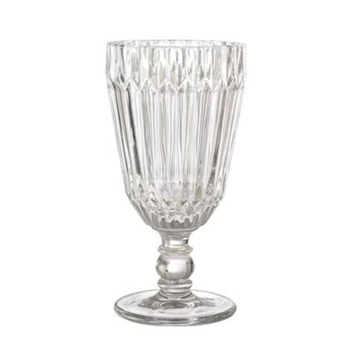 Vintage Style Wine Glass $15.49