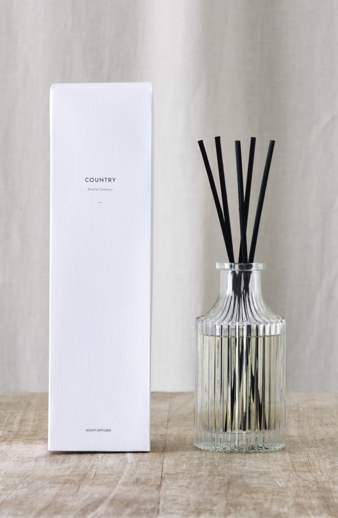 Country Reed Diffuser $55.00