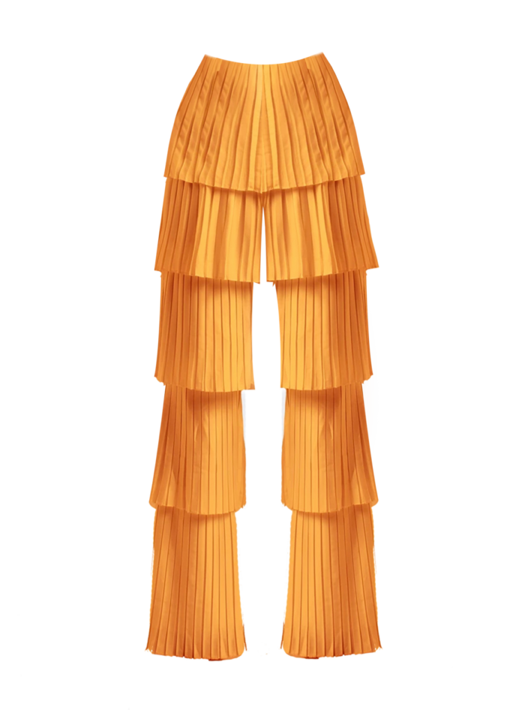 TAMI PLEATED PANTS $159.04