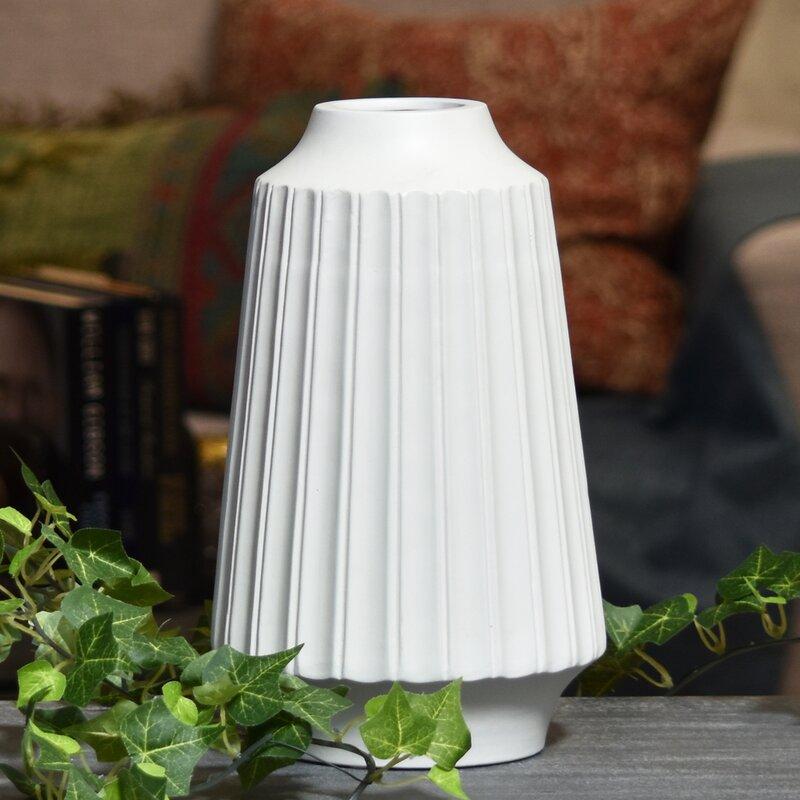 Dinardo Ceramic Table Vase $59.99