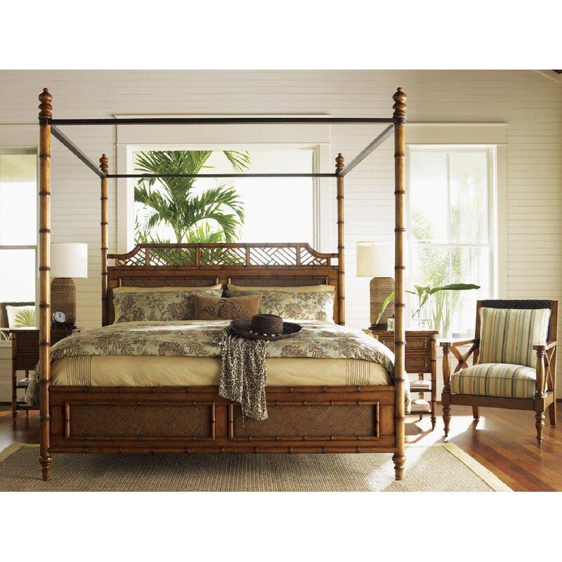 Island Estates Canopy Bed $2,429.00