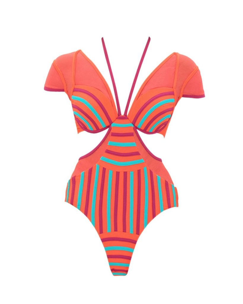 MINA ONE PIECE SWIMSUIT $180